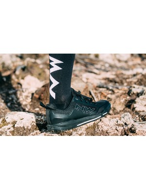 Northwave introduces flat shoes to its range, this is the 'Clan'