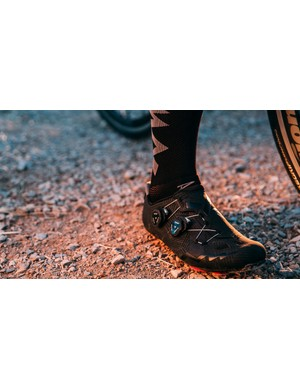 Northwave's top-end road shoe, the Extreme Pro