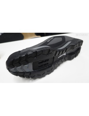 Like the rest of the range the standard Outcross comes with the new Michelin developed sole