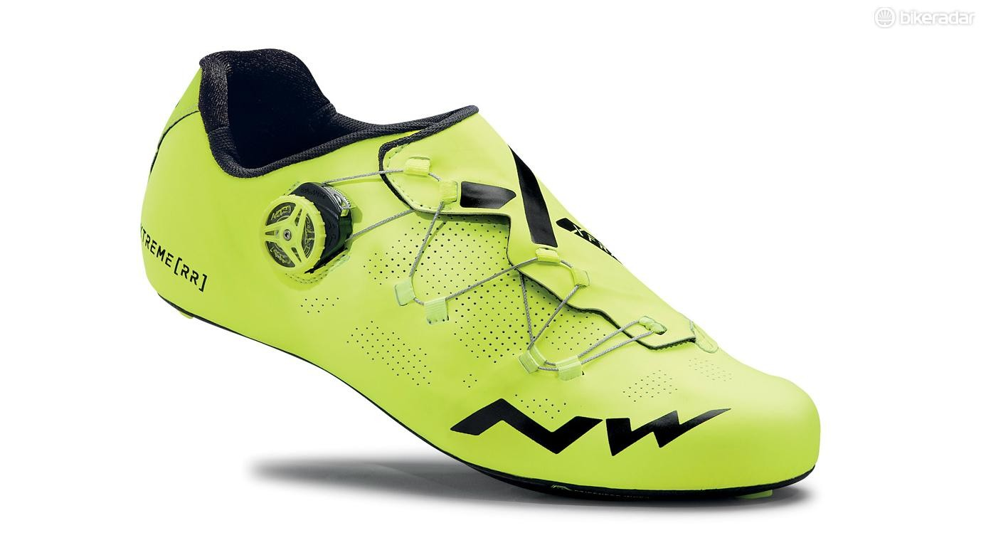 Range-topping road shoes from Northwave