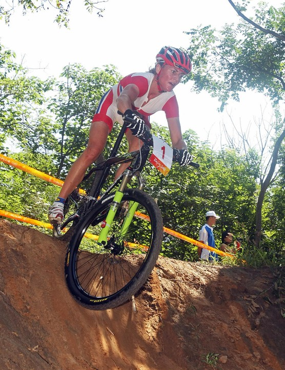 The Norwegian is arguably the most dominant female XC rider ever.