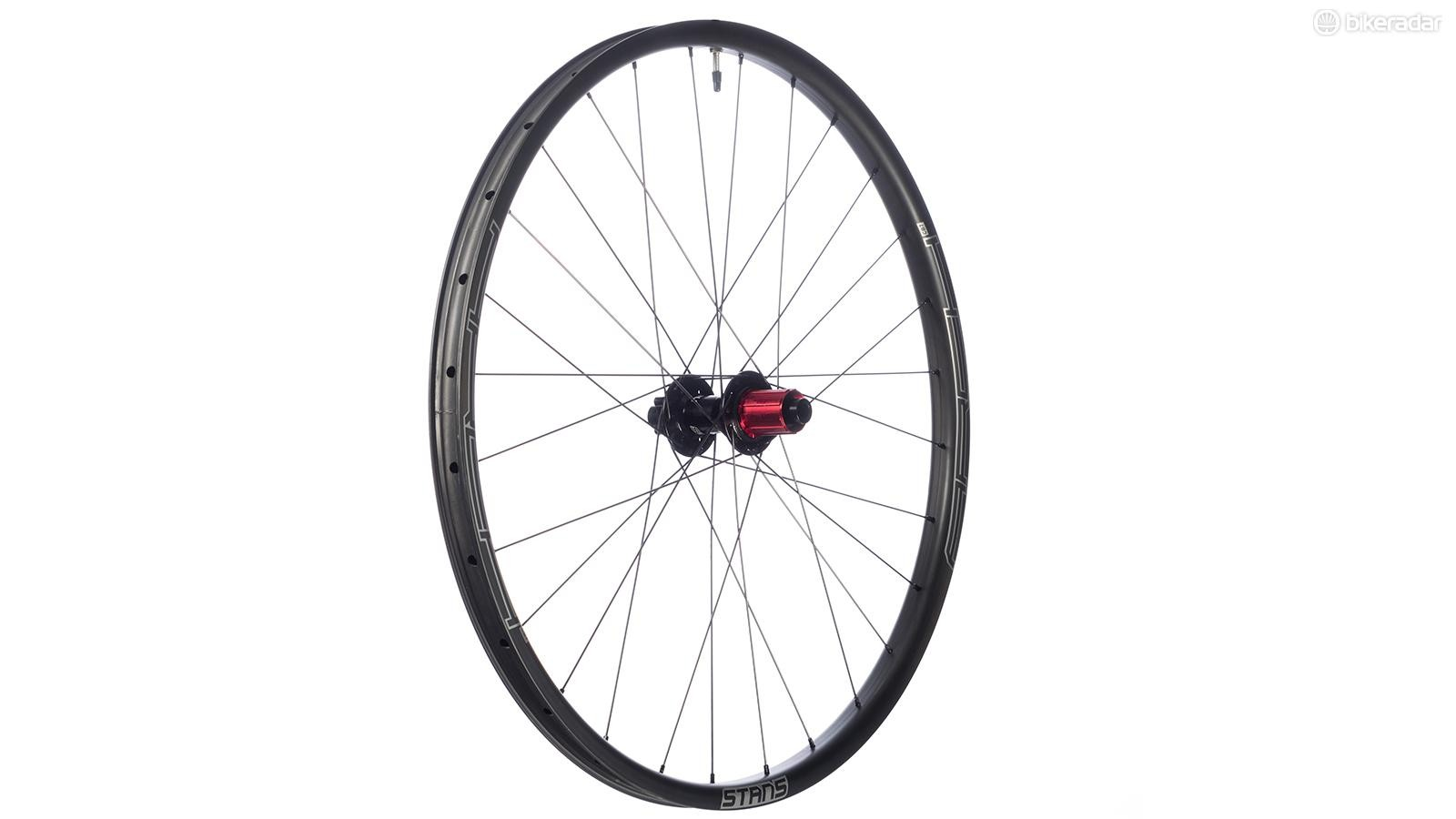 The Arch CB7 will be offered in 27.5 and 29in versions