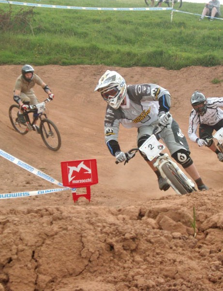 4X action at Bridgnorth, Shropshire this weekend