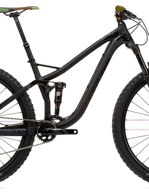 "The NS Bikes Snabb Plus uses the original, 27.5"" wheel Snabb as a template"