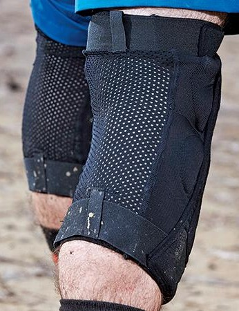 Our only gripe was with the lower strap, which can feel restrictive across the calf