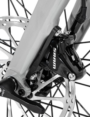 SRAM's Apex brakes are a favourite performer