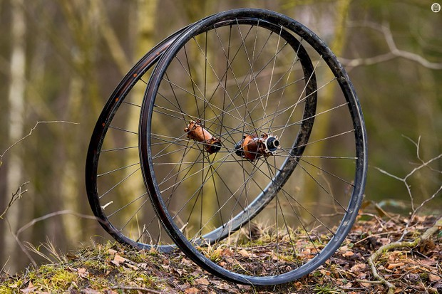 Nukeproof's Horizon 29er wheelset
