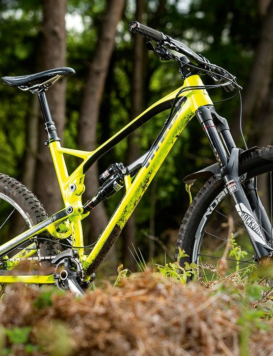Nukeproof's Mega 275 Pro has had a serious geometry shake-up for 2016