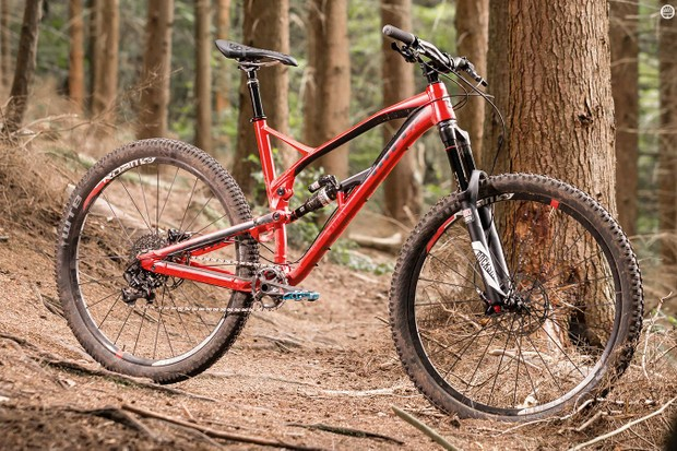 The Nukeproof Mega 290 Comp