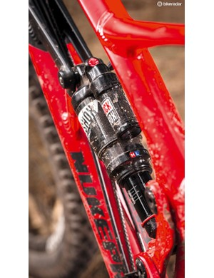 Slightly soggy suspension is the Mega 290's Achilles heel