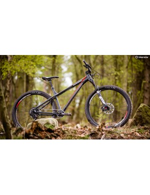 Nukeproof is leading the charge when it comes to aggressive 29er hardtails