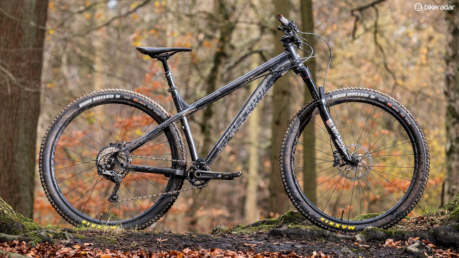Nukeproof's Scout 29 is a very capable bike