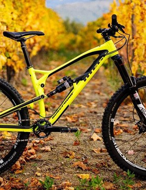 The latest Nukeproof Mega will be part of Chain Reaction Cycles' vast demo fleet