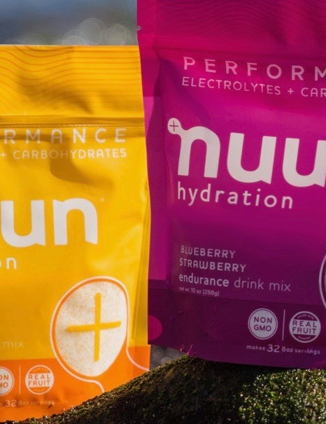 Nuun Performance is a natural hydration drink powder