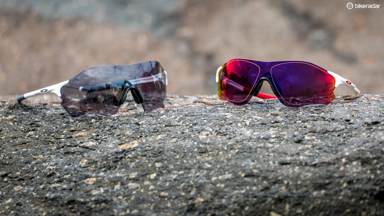 The EVZero is the latest edition the Oakley's range