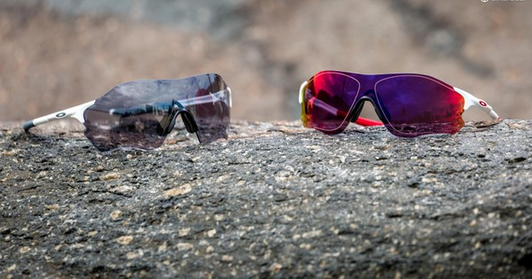 cf7b7f0ec3b Oakley EVZero sports glasses review - BikeRadar