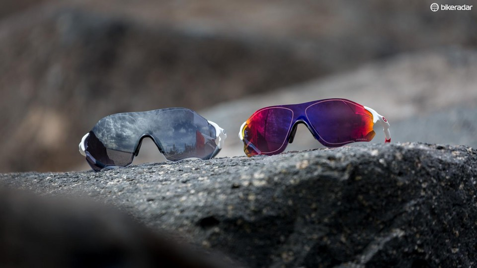 51db3da4e63 Oakley's lightest sports glasses yet: the EVZero - BikeRadar