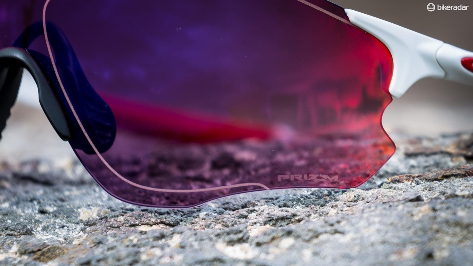 a25a7ed3cc4 Oakley EVZero sports glasses review - BikeRadar