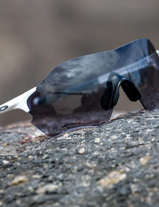 Oakley Evzero cycling sunglasses