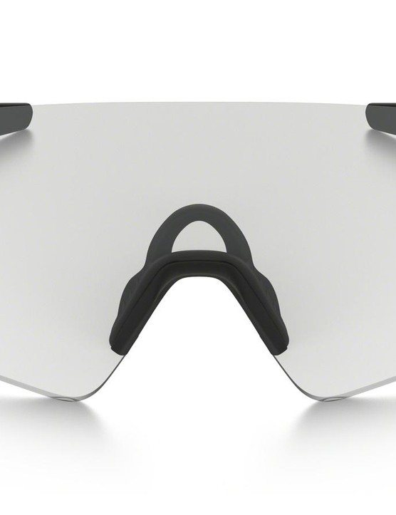 Oakley's new Tombstone looks pretty well suited to cycling, but it's designed for shooting