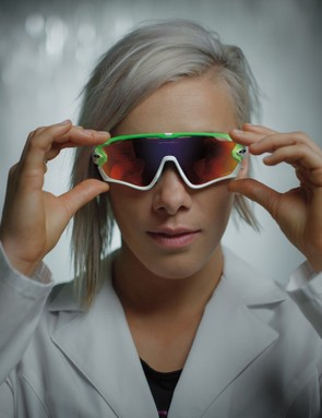 The Green Fade Collection includes a few different styles of glasses
