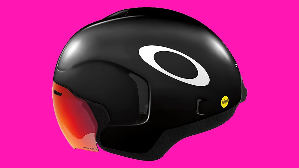 The ARO7 is an out-and-out TT or Tri lid. And it has magnets, so you know it's fancy