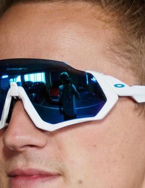 Oakley's Flight Jacket sunglasses