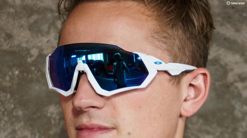 da4eb8c18 Oakley Flight Jacket sunglasses review - BikeRadar