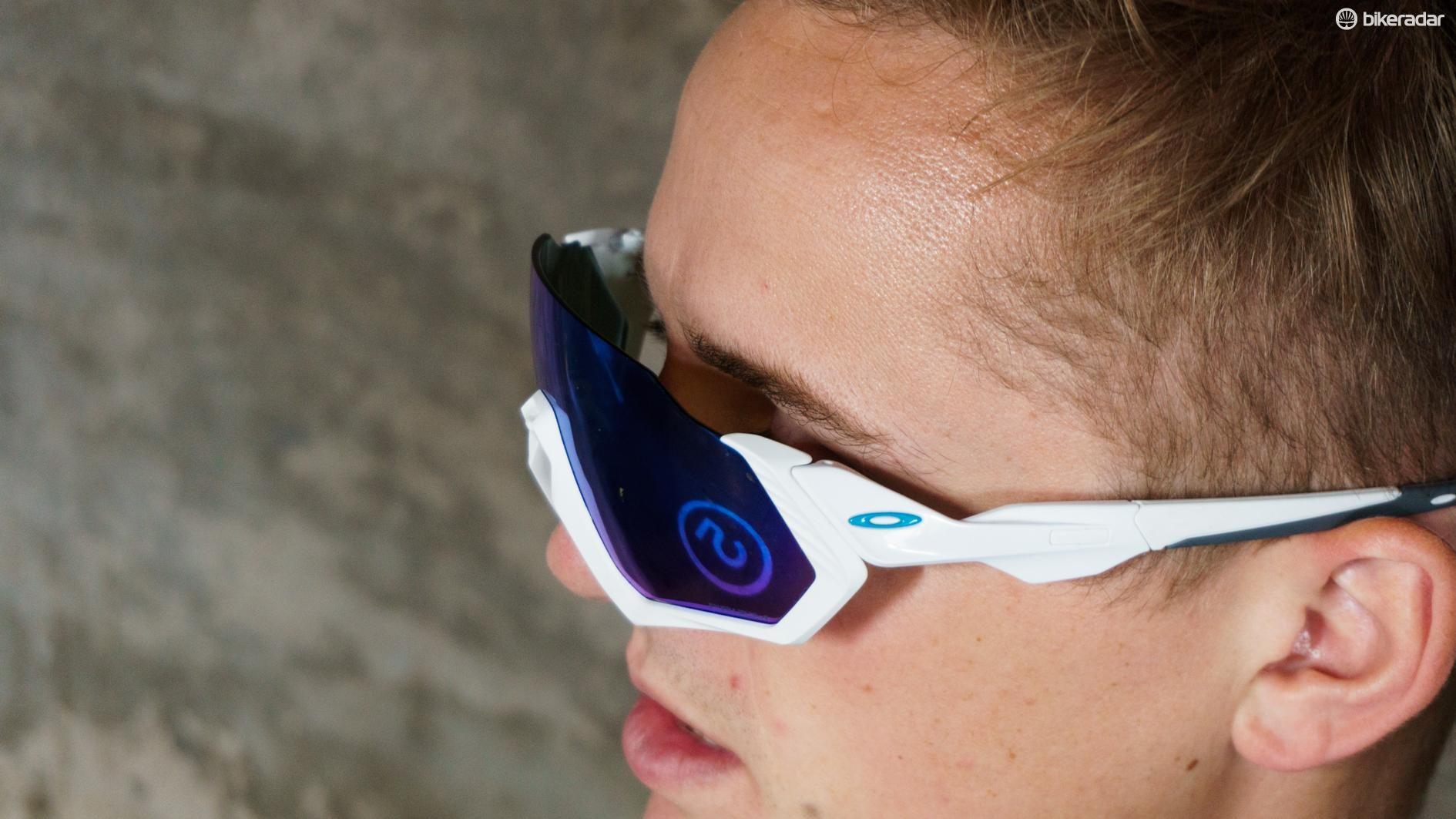 Oakley Flight Jacket sunglasses review BikeRadar