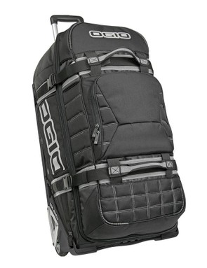 There's no shortage of useful space in the Ogio Rig 9800, though it can be a touch cumbersome
