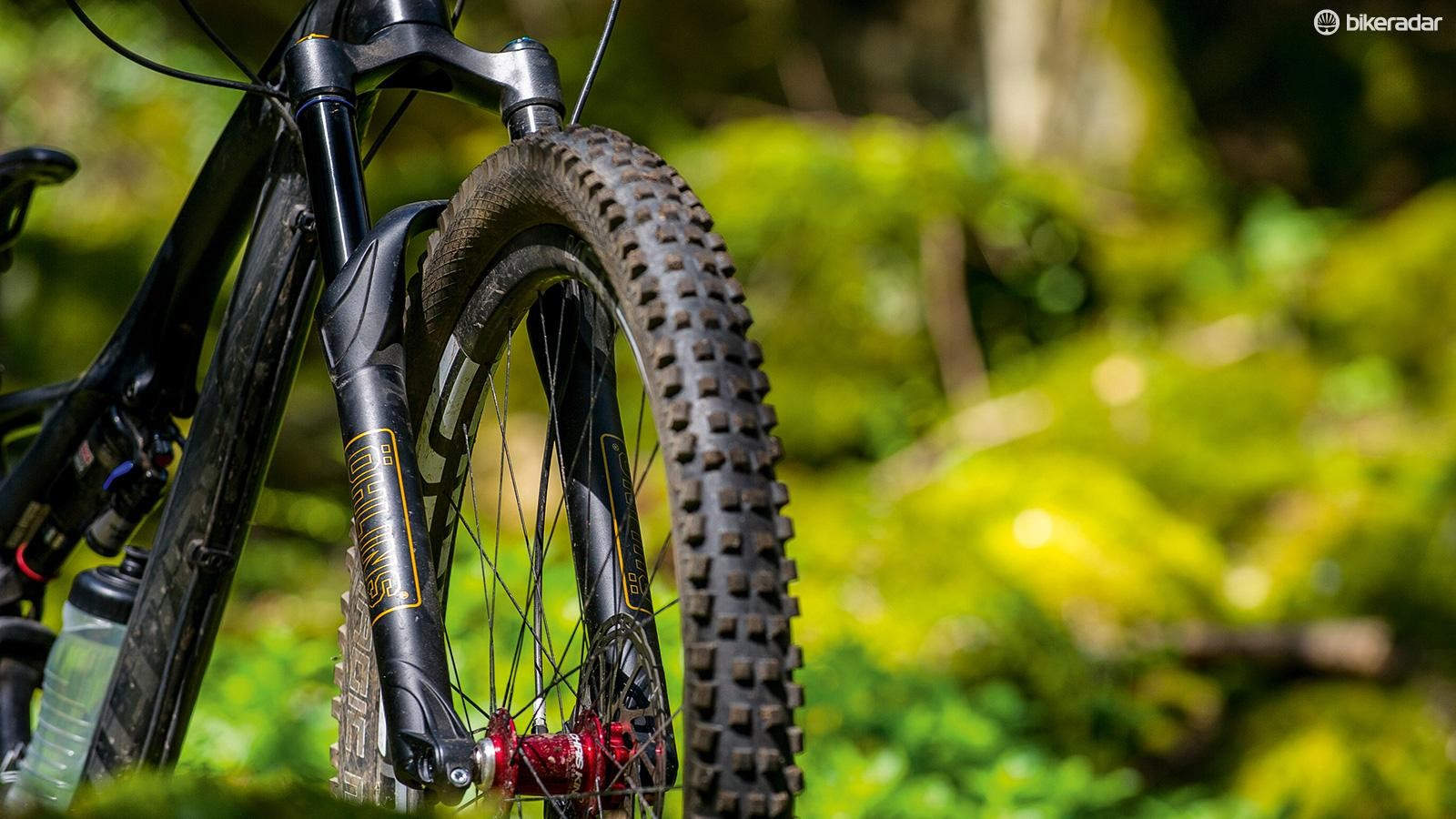 The RXF 34 is Öhlins' first fork that you don't need to buy a Specialized to experience