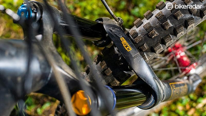 The RXF 34 is currently only available for 29ers