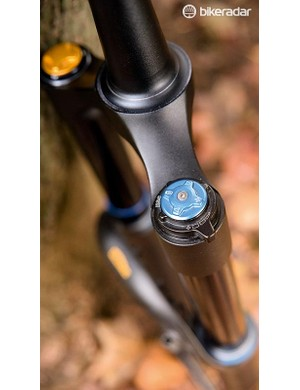 The RXF 36 is Öhlins' second mountain bike fork