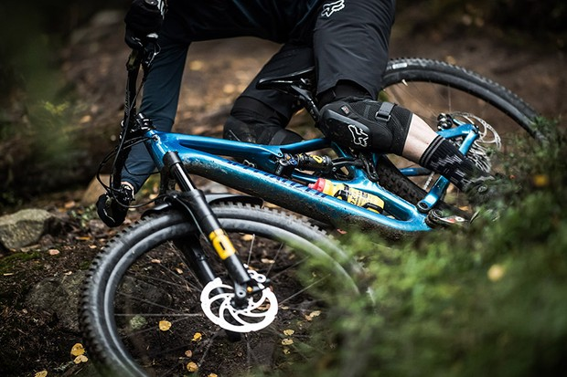 Öhlins has today launched its new RXF 36 Trail fork and TTX Air shock