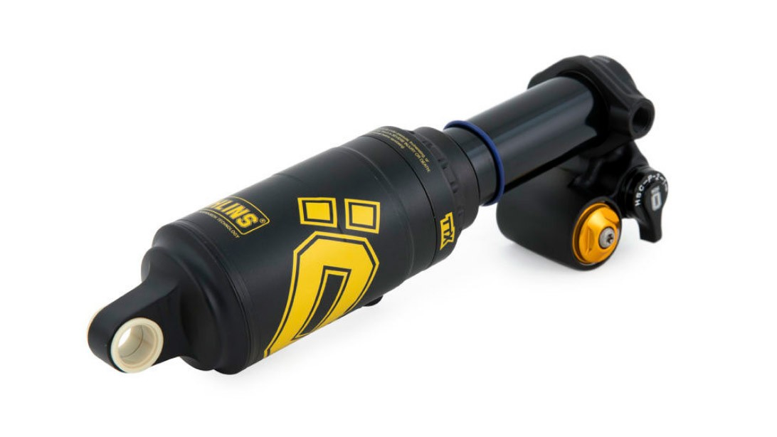 The TTX Air Shock also comes as a Specialized custom shock option and a trunnion option