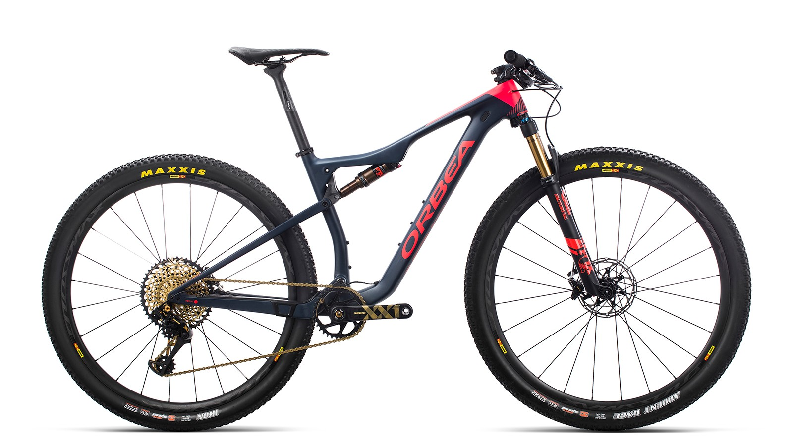The 2019 Orbea Oiz M-LTD