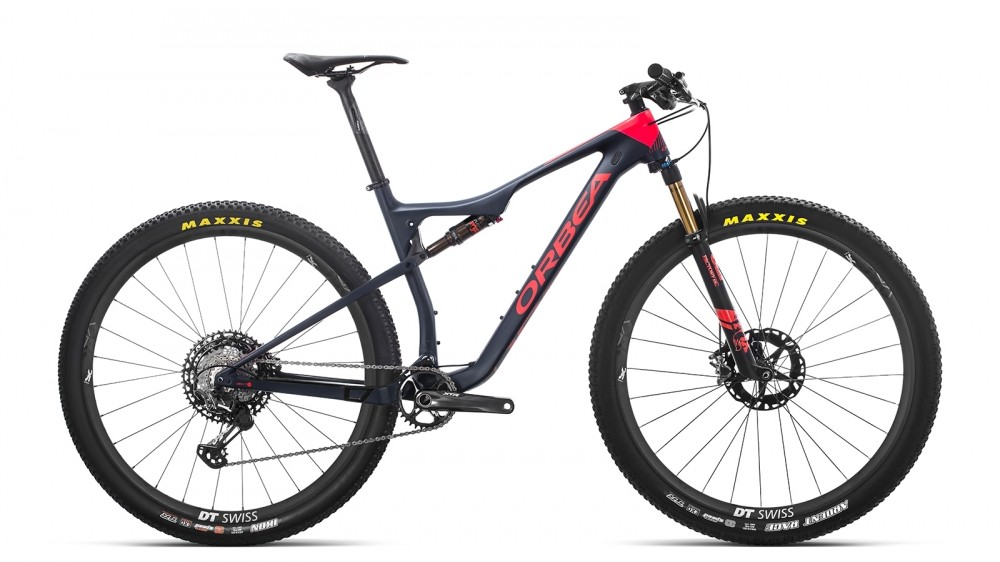 The 2019 Orbea Oiz M-Team