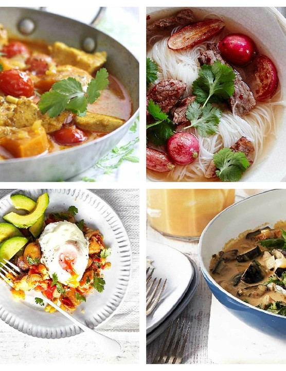 Here are six 30-minute meals to get your energy levels back up post-ride