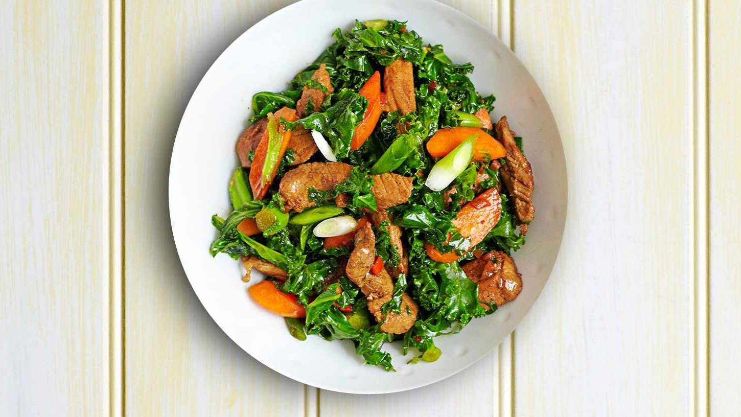 Some recipe inspiration for cooking with kale