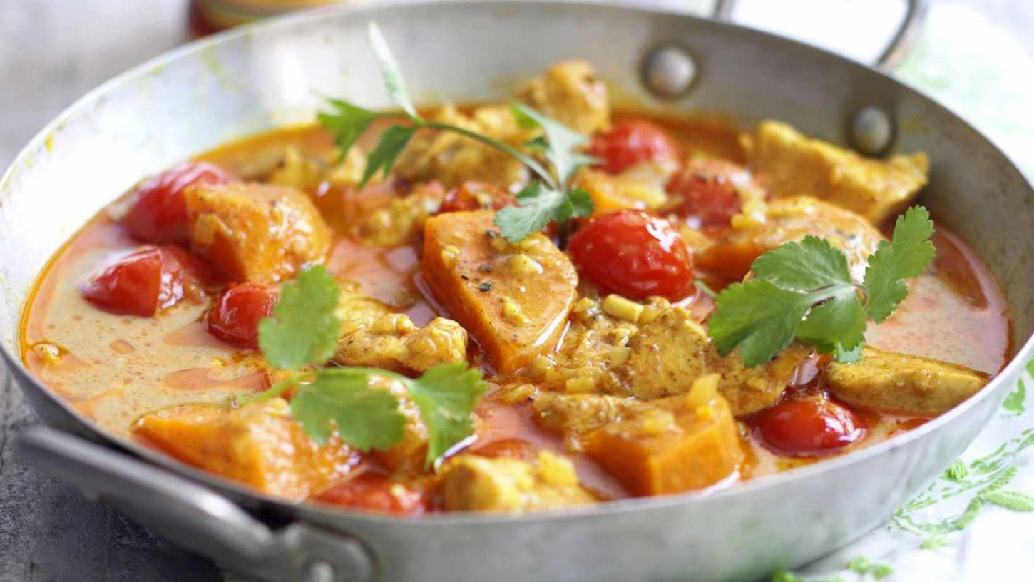 A West Indian inspired recipe