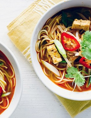 Spicy, warming and fresh, with a chilli kick!