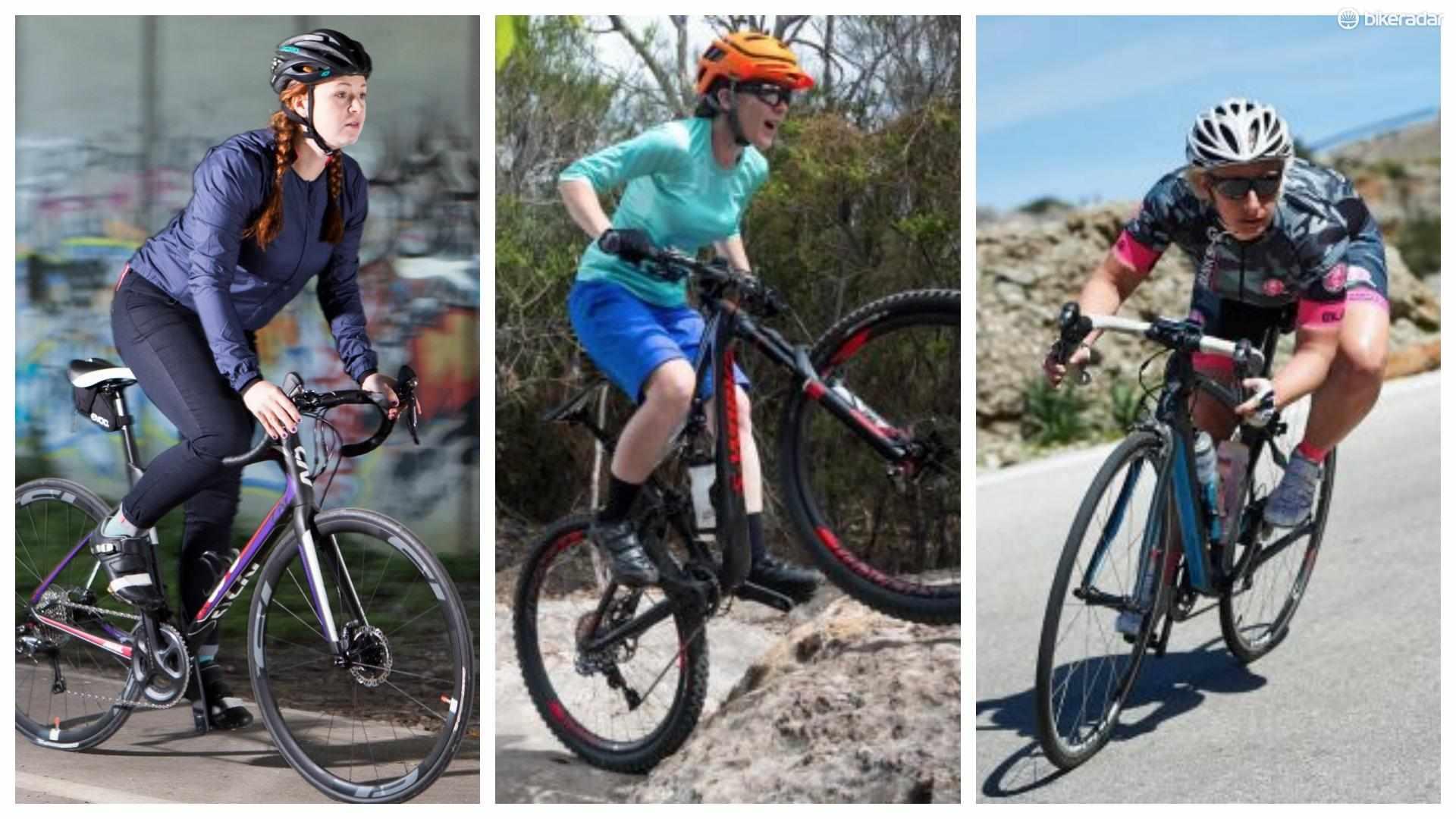 Would you be interested in helping BikeRadar Women?