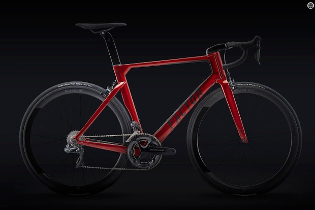 The new Factor ONE frameset