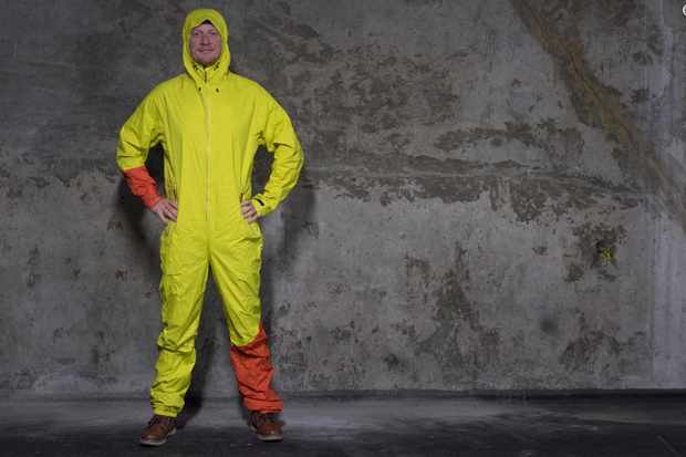 The Raynsie is a rather fetching one-piece waterproof