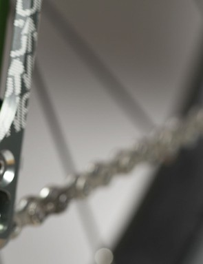 Shark isn't just a larger 50t cog, it's a machined derailleur cage too