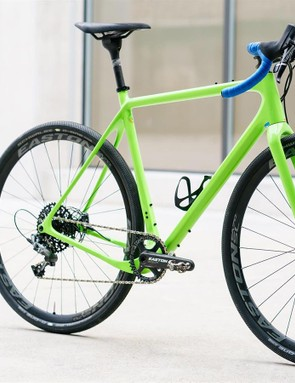 The U.P. is an incredibly versatile all-road/gravel bike