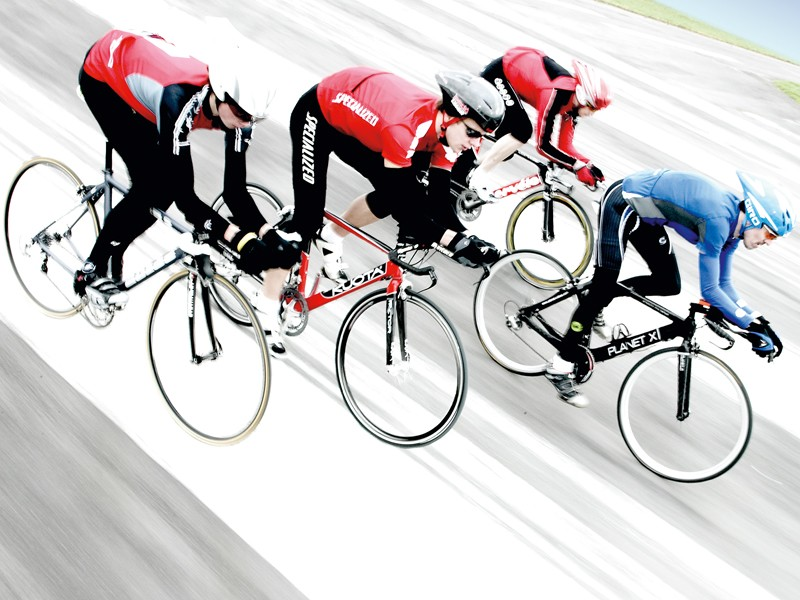 Time trial positions do vary between riders, but they're all fast