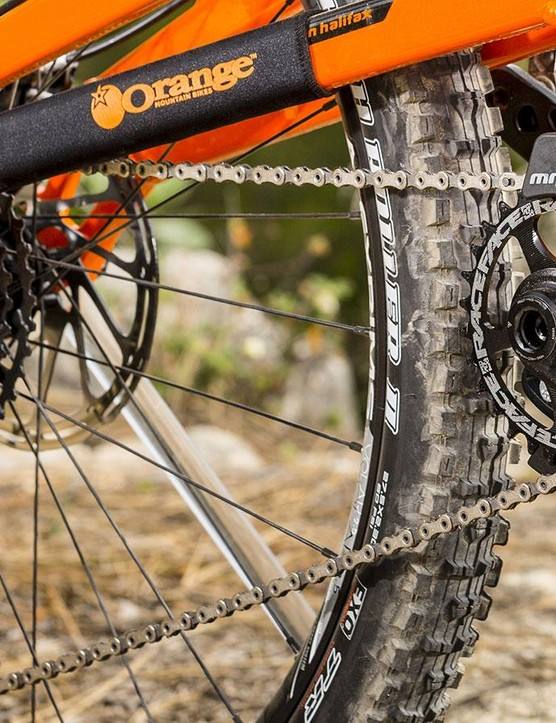 It may weigh a little more, but SRAM GX is functionally hard to distinguish from SRAM's spendier offerings