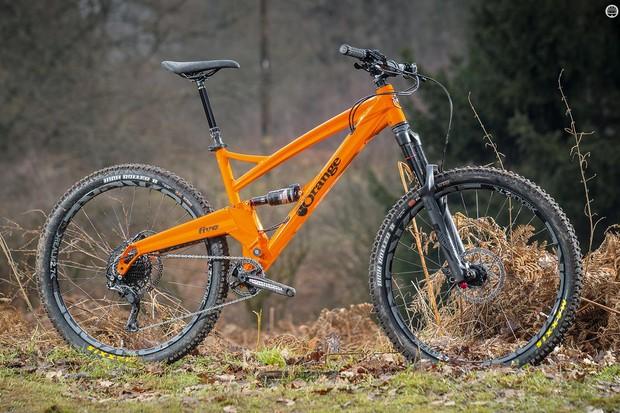 Orange Five S custom