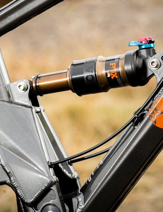 SRAM's Eagle X01 provides extra gear shifting